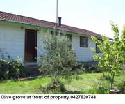 40 acres with house goulburn area NSW 0427820744